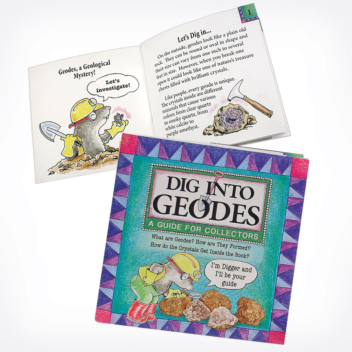 Dig into Geodes Book - GeoCentral
